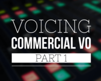 In this first of two classes on the most common category of work, commercial copy occupies a special place in the rainbow of work you will encounter in your voiceover career. Especially here in the US, where broadcast television and radio is almost entirely advertiser supported, honing your performance skills in commercial copy is paramount.