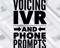 There are over 10 billion phones in the world – one and one-half for every man, woman and child on the planet. 70% are business phones, and all phones have some sort of voice mail or outbound messaging associated with them. Learn how, in the most profitable category of voicework in many portfolios, and the most plentiful of work categories, you'll find a largely hidden market of work.