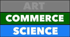 A commerce and science class