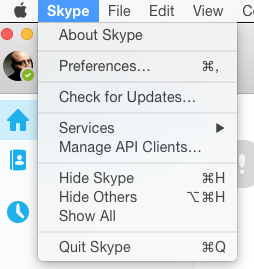 skype-preferences-menu