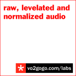 labs-raw-levelated-and-normalized-audio