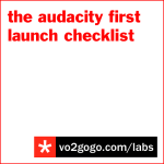 labs-the-audacity-first-launch-checklist