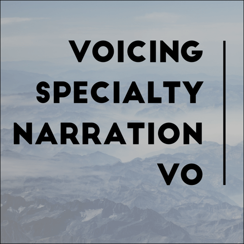 Separate and apart from traditional documentary narration, there are several major categories of content-specific narration work that centers around large bodies of information: scientific, technical, legal, medical and so on. If your personal knowledge extends to any of these spaces, you'll find yourself with yet another way to make a living as a VO performer.