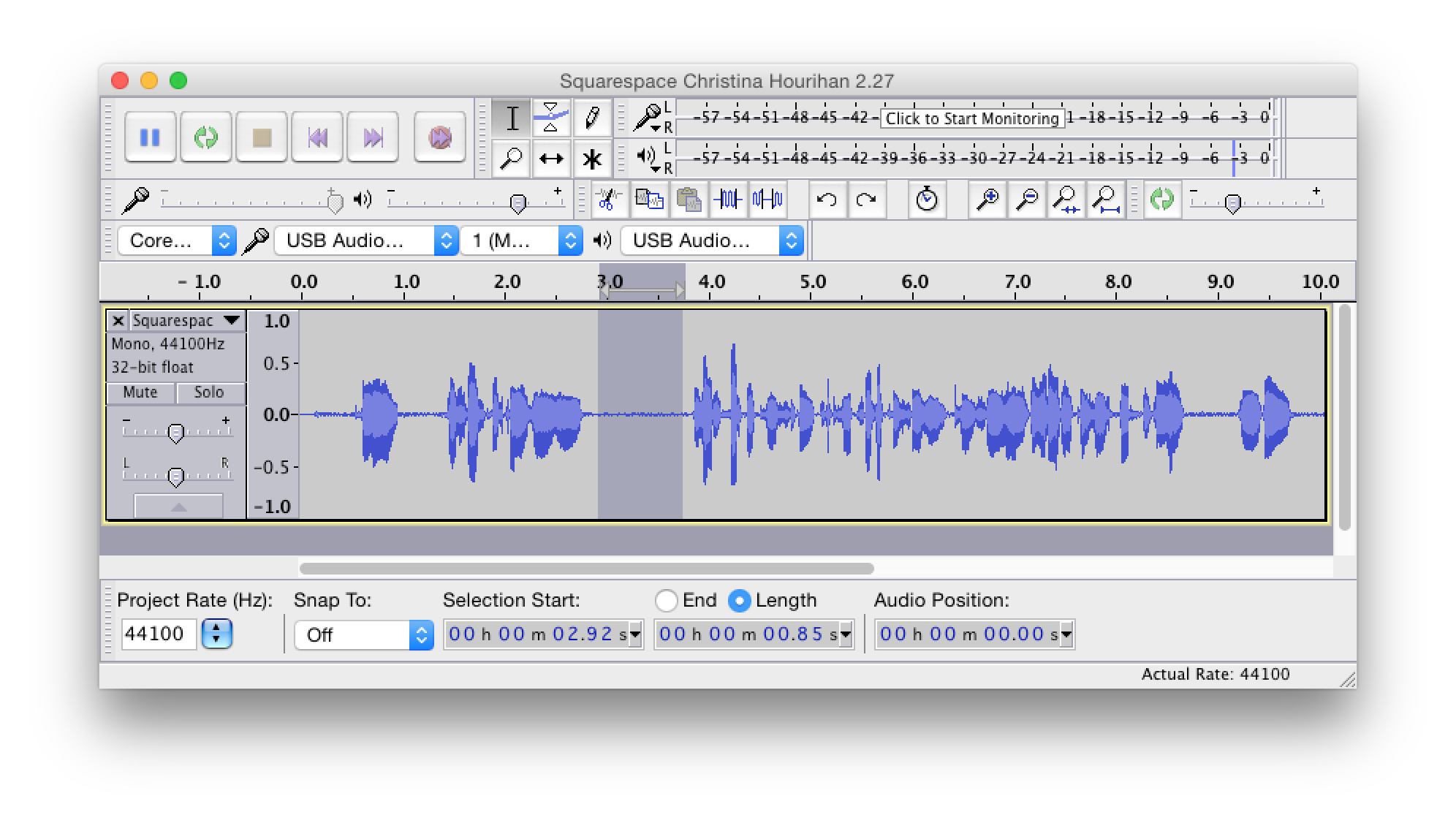 An Extremely Dangerous Article About Noise Reduction In Audacity