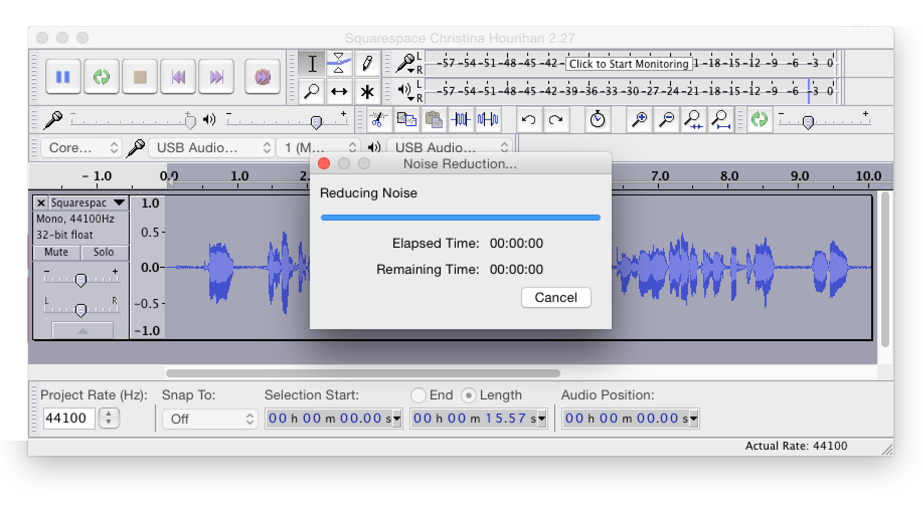 An Extremely Dangerous Article About Noise Reduction In
