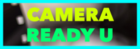 Camera Ready U logo