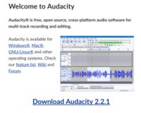 audacity-221-splash-page