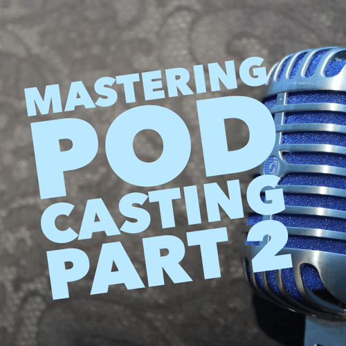 Take what you learned in Part 1, and put it into use producing, publishing, promoting and profiting with your podcast. Learn how create a format and workflow for each episode, how to record, edit and master solo and group podcasts, how to choose a podcast platform, and use it to promote your episodes and a dozen different ways to monetize your podcast.